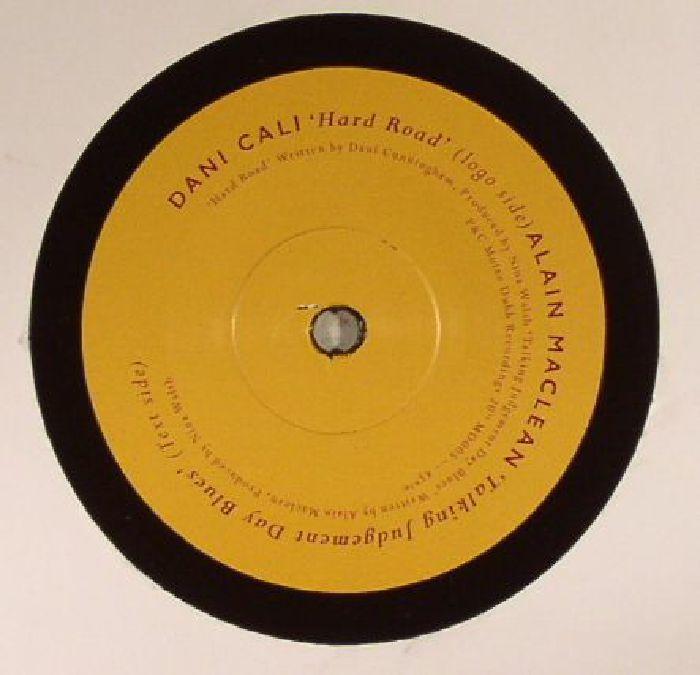 CALI, Dan/ALAIN MACLEAN - Hard Road