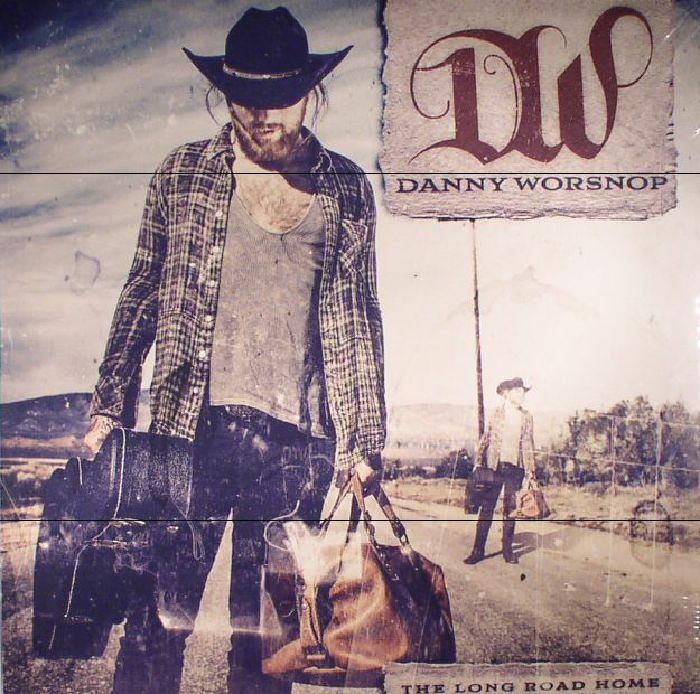 WORSNOP, Danny - The Long Road Home
