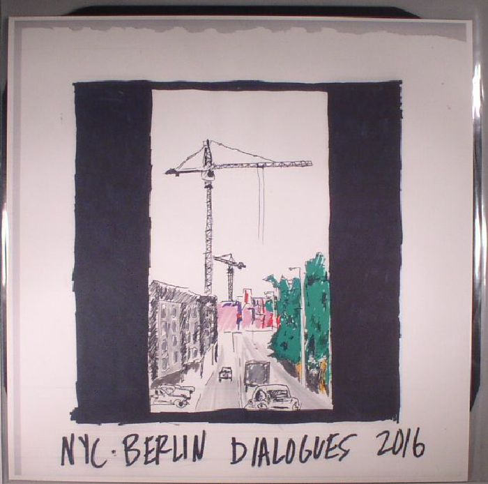 VINCENT, Levon - NYC Berlin Dialogues 2016