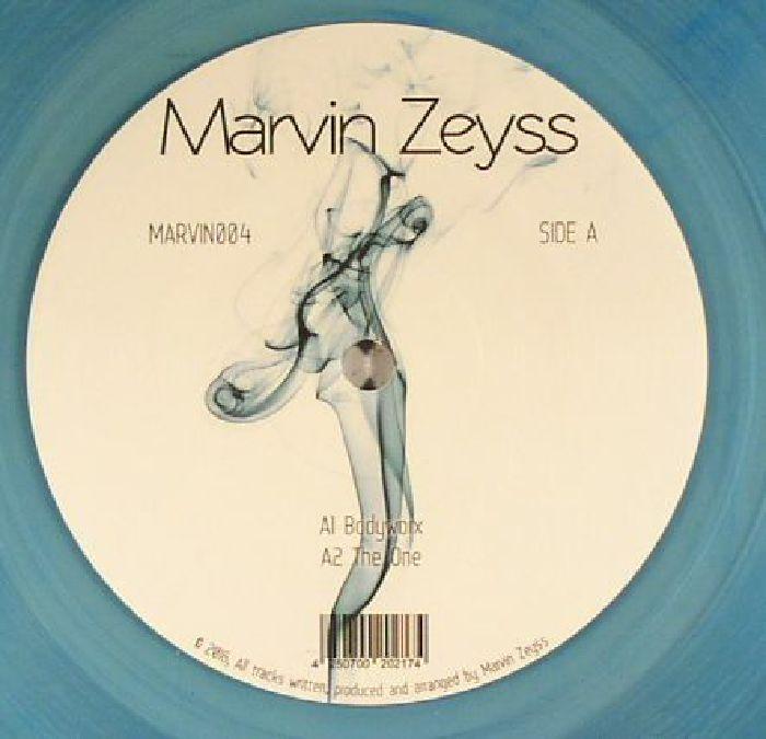 ZEYSS, Marvin - Bodyworx