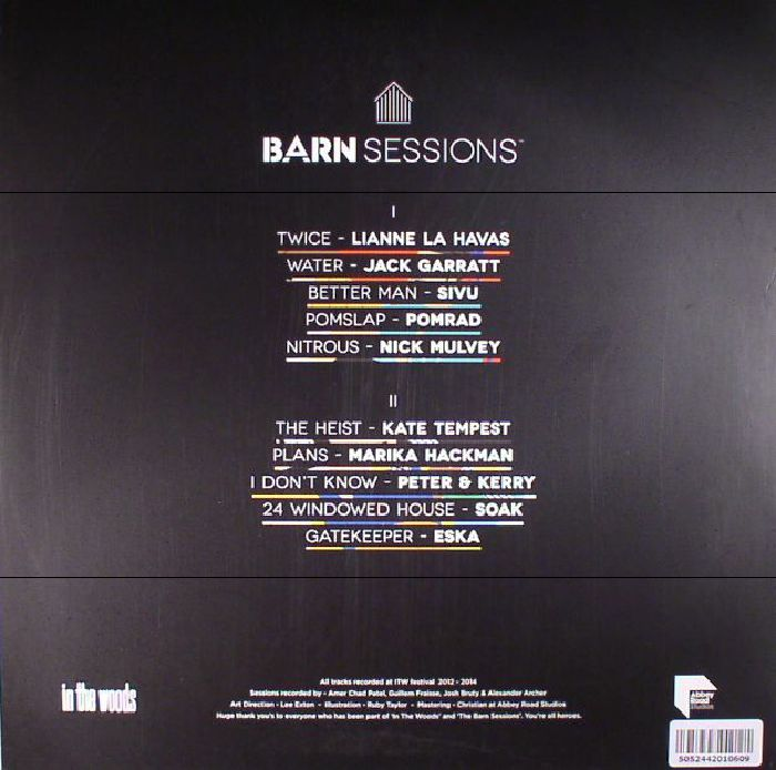VARIOUS - In The Woods: Barn Sessions