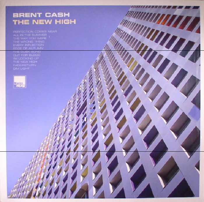 CASH, Brent - The New High