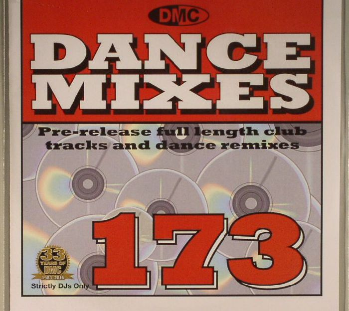 VARIOUS - Dance Mixes 173 (Strictly DJ Only)