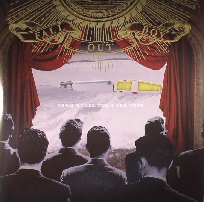 FALL OUT BOY - From Under The Cork Tree (reissue)