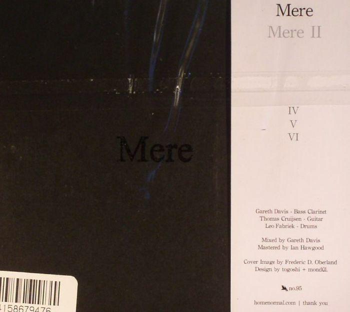 MERE - Mere II