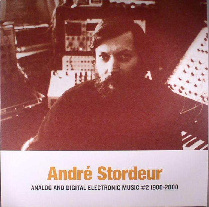 STORDEUR, Andre - Analog & Digital Electronic Music #2 1980-2000