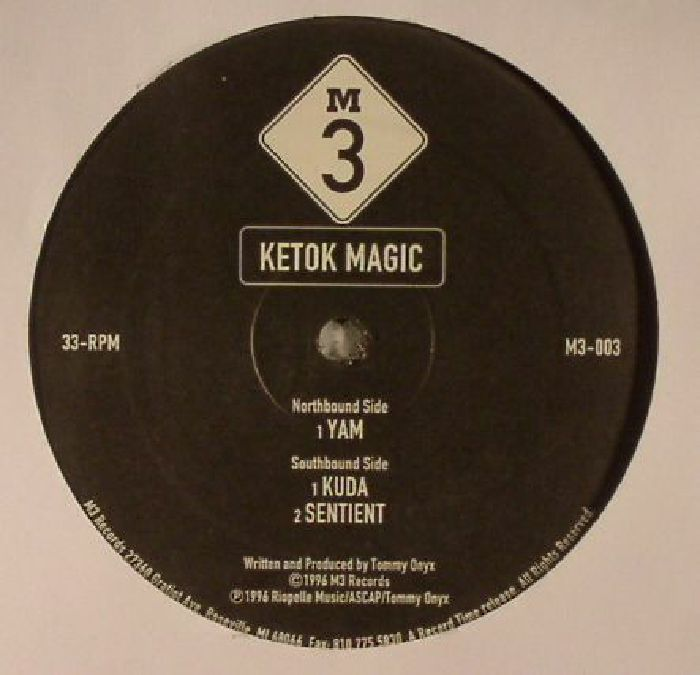KETOK MAGIC - Yam (warehouse find)