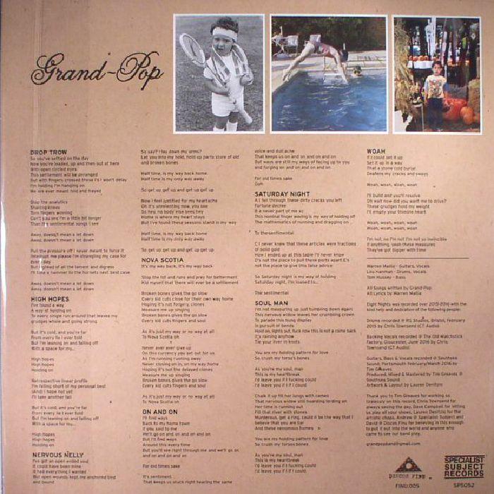 GRAND POP - Eight Nights