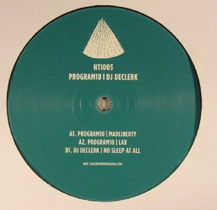 PROGRAM10/DJ DECLERK - HTI 003
