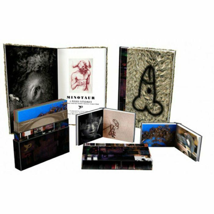 PIXIES - Minotaur (Deluxe Edition) (B-STOCK)
