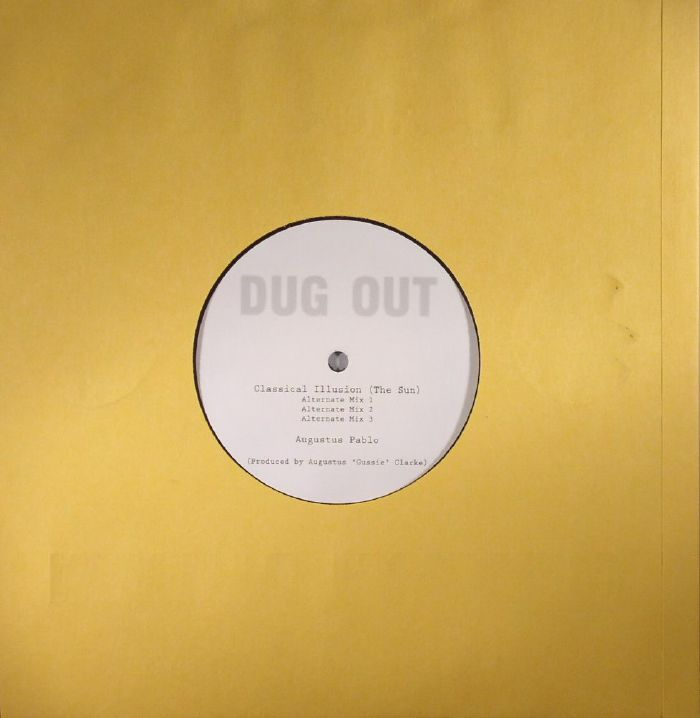 PABLO, Augustus - Classical Illusion Dubplate Mix