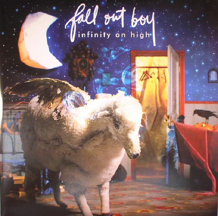 Fall Out Boy Infinity On High Reissue Vinyl At Juno Records