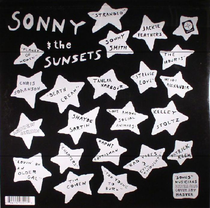 SONNY & THE SUNSETS - Tomorrow Is Alright (reissue)