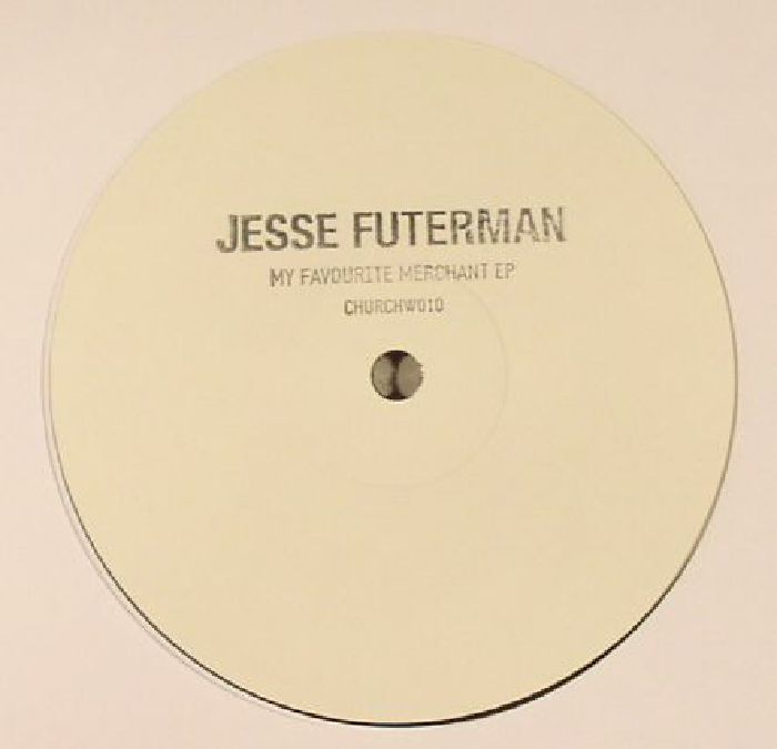 FUTERMAN,  Jesse - My Favourite Merchant EP