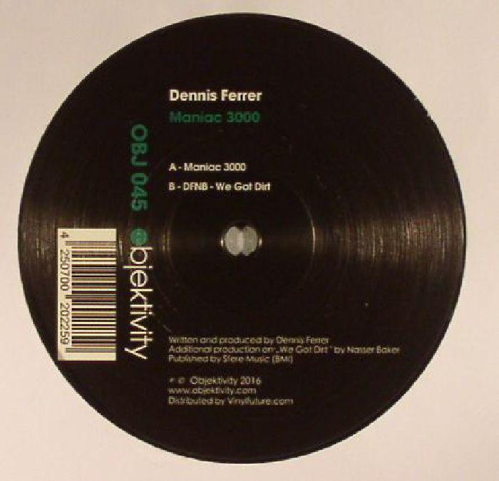 FERRER, Dennis - Maniac 3000