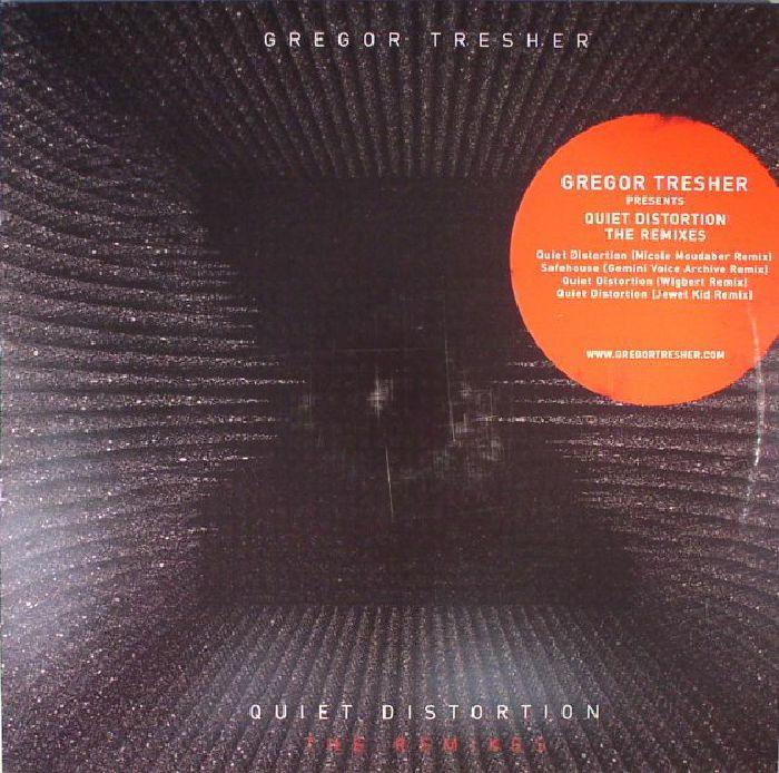 TRESHER, Gregor - Quiet Distortion: The Remixes