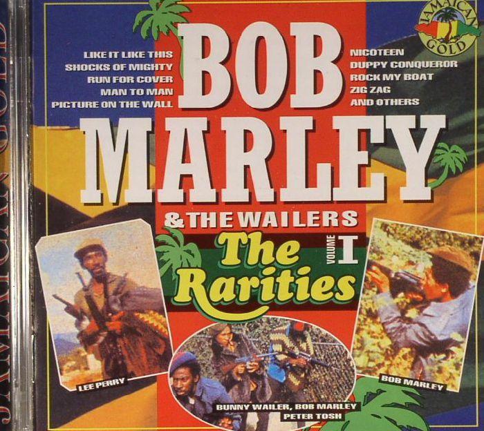 MARLEY, Bob & THE WAILERS - The Rarities Volume 1