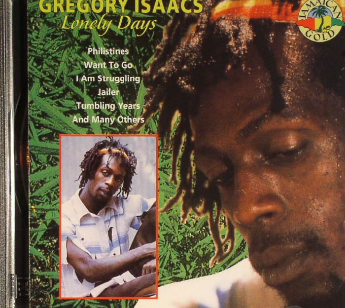 Gregory Isaacs Lonely Days Vinyl At Juno Records