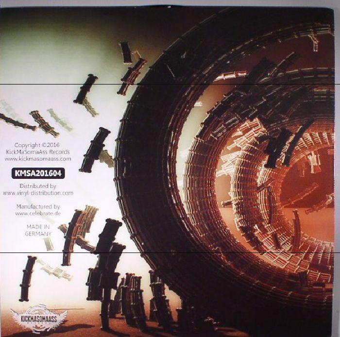 LJUSA, Almir/DAVID MOLEON/FUMA FUNAKY/NORMAN ANDRETTI aka QUARILL - Hardgroove Planet EP