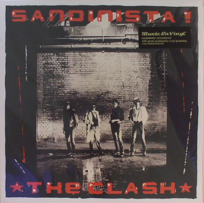 CLASH, The - Sandinista! (remastered)
