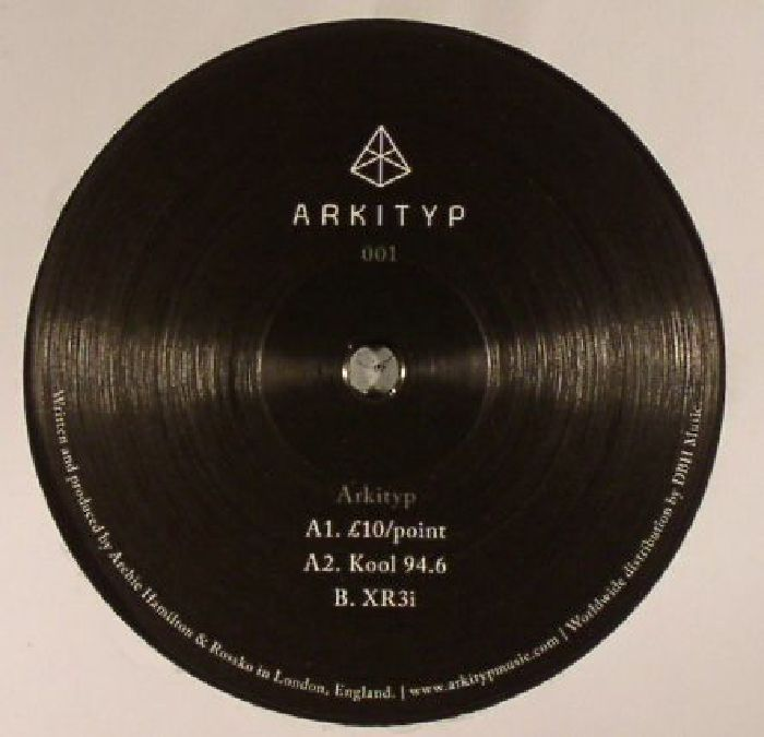 ARKITYP - M25 EP