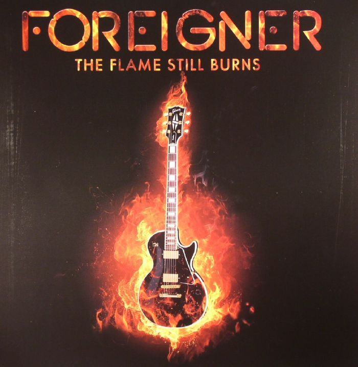 FOREIGNER - The Flame Still Burns EP