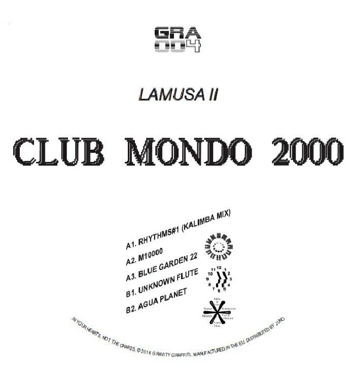 LAMUSA II - Club Mondo 2000
