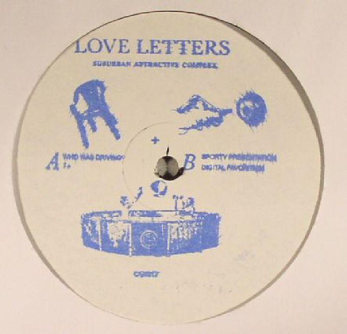 LOVE LETTERS - Suburban Attractive Complex