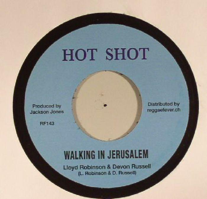 ROBINSON, Lloyd/DEVON RUSSELL/OSWALD NETHERSOLE/THE HIPPY BOYS - Walking In Jerusalem