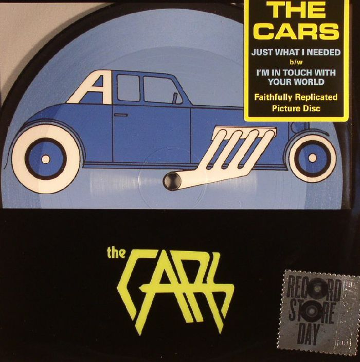 The CARS Just What I Needed (reissue) vinyl at Juno Records.