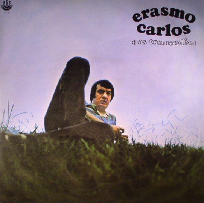 CARLOS, Erasmo/OS TREMENDOES - Erasmo Carlos E Os Tremendoes