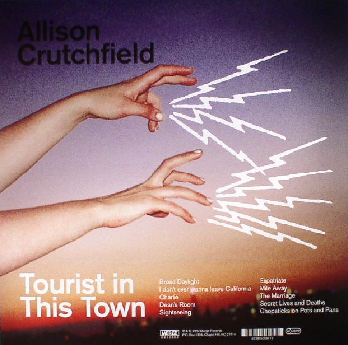 CRUTCHFIELD, Allison - Tourist In This Town