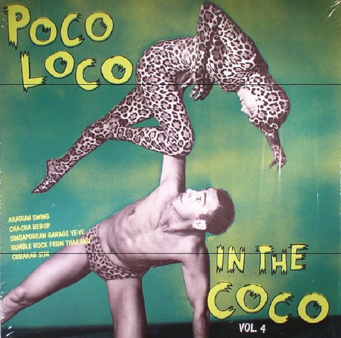 VARIOUS - Poco Loco In The Coco Vol 4