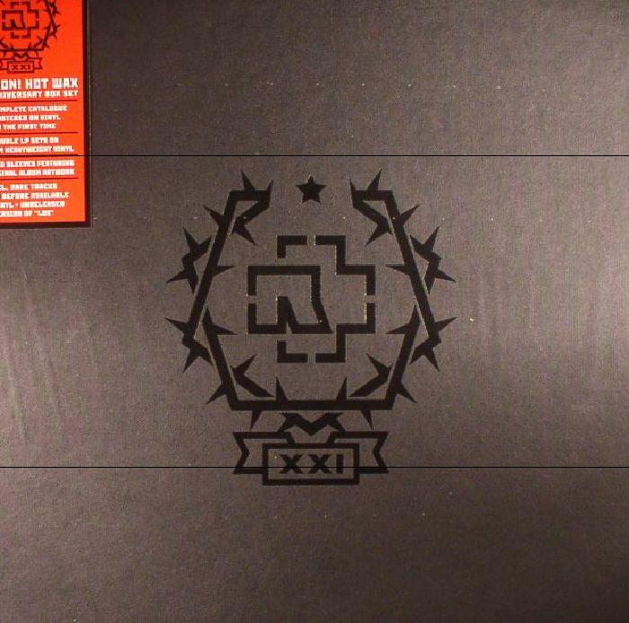 RAMMSTEIN - XXI Vinyl Box Set