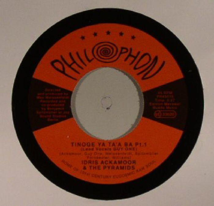 IDRIS ACKAMOOR/THE PYRAMIDS feat GUY ONE - Tinoge Ya Ta'a Ba