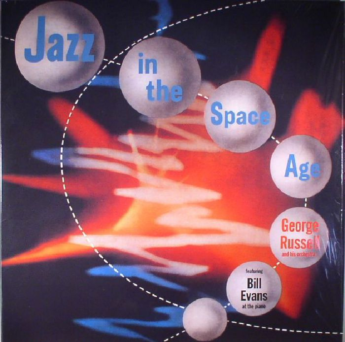 RUSSELL, George & HIS ORCHESTRA feat BILL EVANS - Jazz In The Space Age