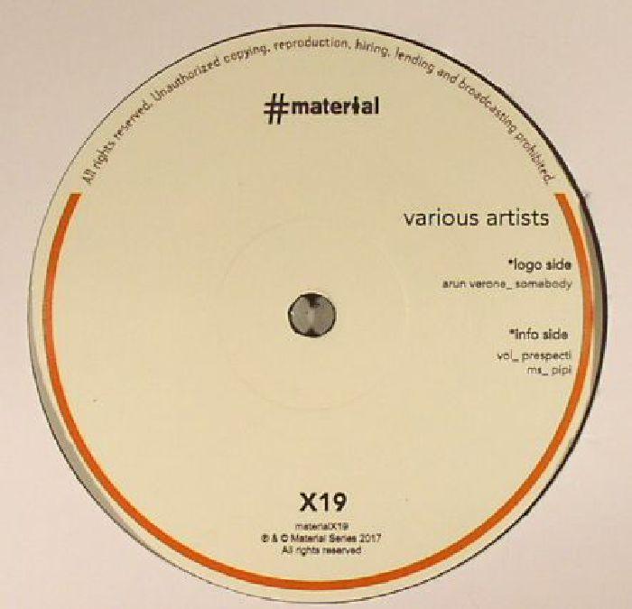VERONE, Arun/VOLKODER/MS - Material Heads Vol 19