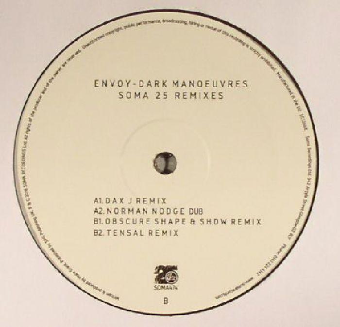 ENVOY - Dark Manoeuvres Soma 25 Remixes