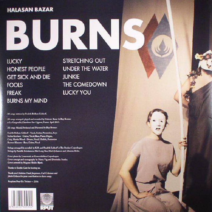 HALASAN BAZAR - Burns