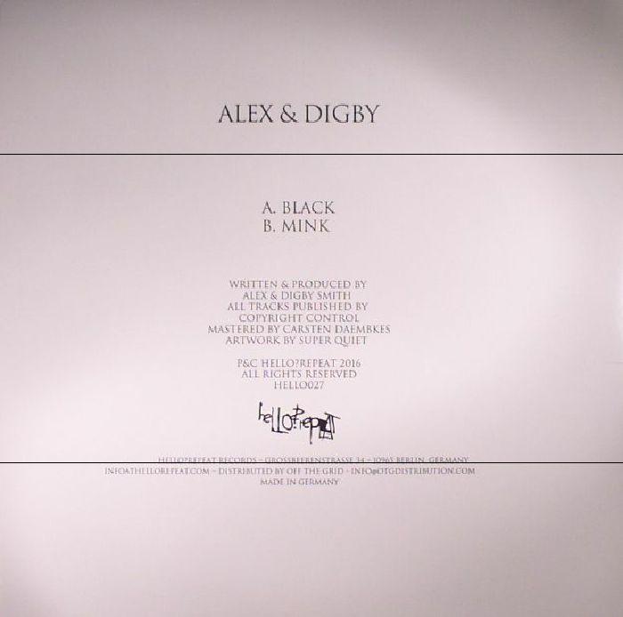 ALEX & DIGBY - Black