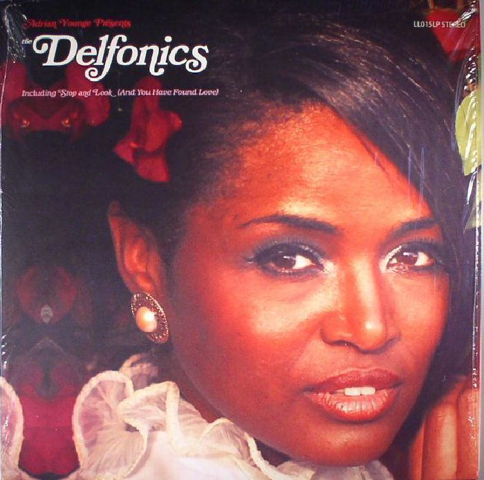 DELFONICS, The - Adrian Younge Presents: The Delfonics