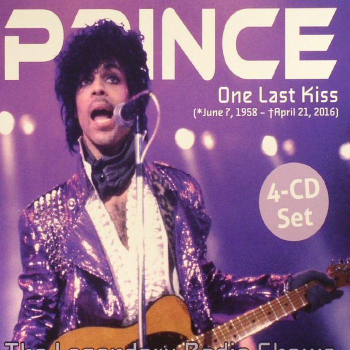 PRINCE - One Last Kiss: The Legendary Radio Shows