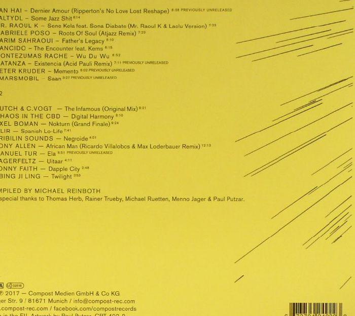 VARIOUS - Future Sounds Of Jazz Vol 13