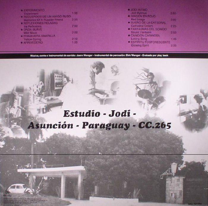 JODI - Pops De Vanguardia (reissue)