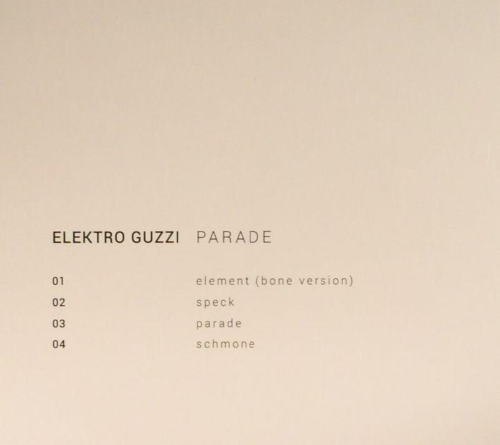 ELEKTRO GUZZI - Parade