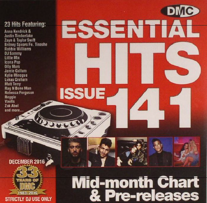 VARIOUS DMC Essential Hits 141 (Strictly DJ Only) vinyl at