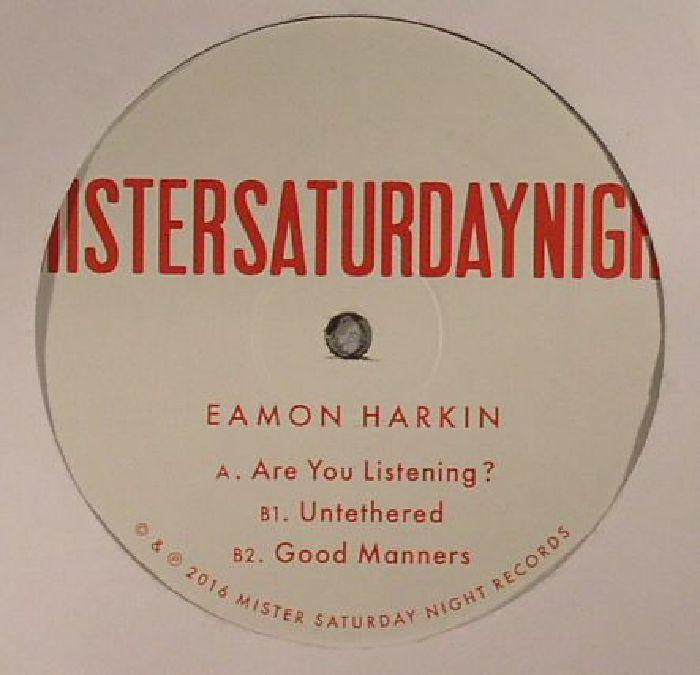 HARKIN, Eamon - Untethered EP