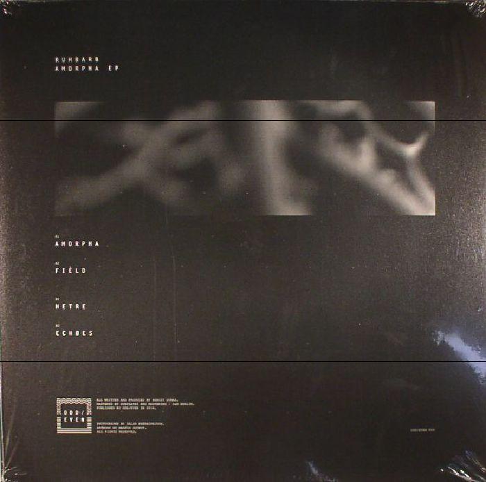 RHUBARB - Amorpha EP