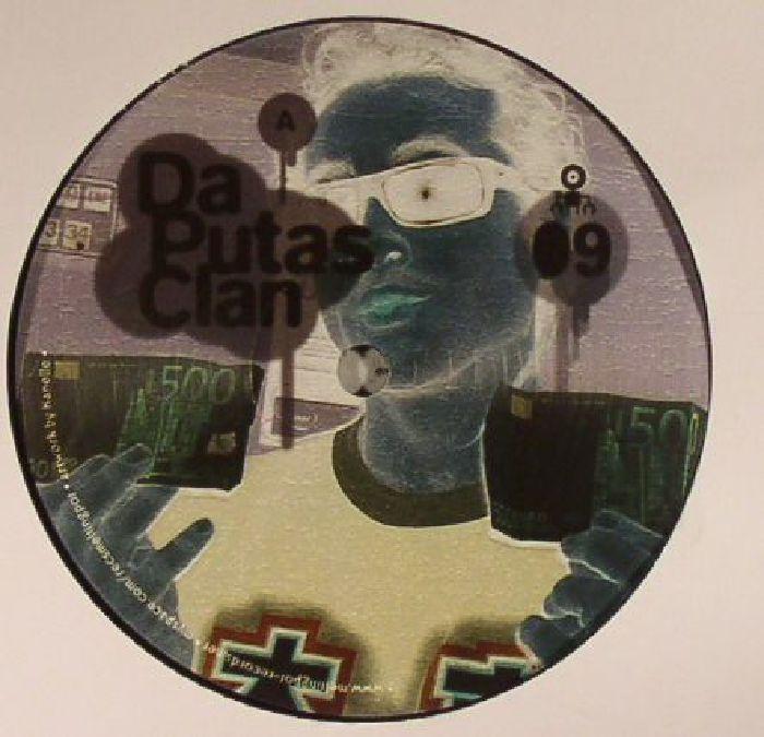 ERRE/DR CHEKILL - Da Putas Clan 09