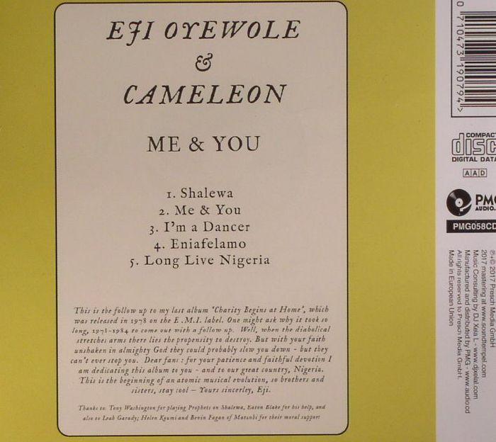 OYEWOLE, Eji - Me & You